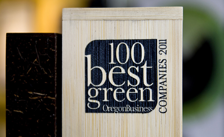 Standing Stone Brewing Company Best Green Oregon Business Award